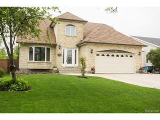 Photo 1: 50 Civic Street in WINNIPEG: Charleswood Residential for sale (South Winnipeg)  : MLS®# 1514446