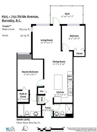 """Photo 18: 315 7131 STRIDE Avenue in Burnaby: Edmonds BE Condo for sale in """"STORYBOOK"""" (Burnaby East)  : MLS®# R2297930"""