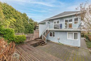 Photo 29: 2349 MARINE Drive in West Vancouver: Dundarave 1/2 Duplex for sale : MLS®# R2591585