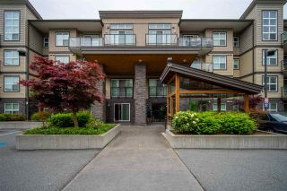 """Photo 1: 308 30515 CARDINAL Avenue in Abbotsford: Abbotsford West Condo for sale in """"TAMARIND WESTSIDE"""" : MLS®# R2573627"""