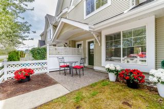 "Photo 2: 27 23575 119 Avenue in Maple Ridge: Cottonwood MR Townhouse for sale in ""HOLLYHOCK"" : MLS®# R2389051"