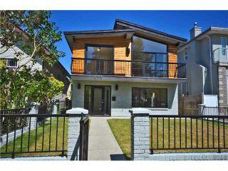 Photo 1: 535 E 47TH AV in Vancouver: Fraser VE House for sale (Vancouver East)  : MLS®# V1021851