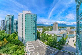 Photo 20: 1204 1616 BAYSHORE DRIVE in Vancouver: Coal Harbour Condo for sale (Vancouver West)