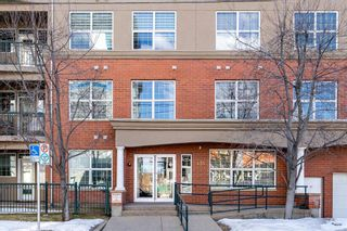 Photo 1: 212 495 78 Avenue SW in Calgary: Kingsland Apartment for sale : MLS®# A1136041