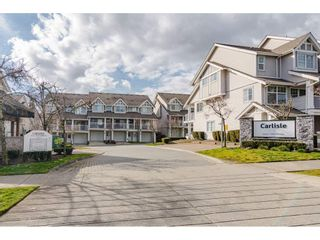 """Photo 2: 4 6555 192A Street in Surrey: Clayton Townhouse for sale in """"Carlisle at Southlands"""" (Cloverdale)  : MLS®# R2445416"""