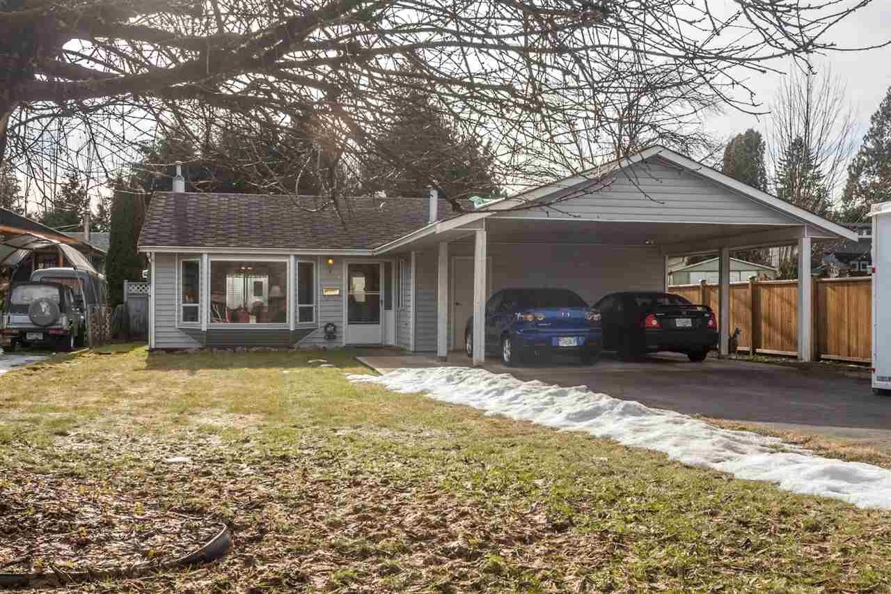 Main Photo: 20946 COOK Avenue in Maple Ridge: Southwest Maple Ridge House for sale : MLS®# R2135784