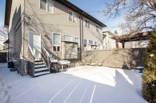 Photo 42: 8553 88 Street in Edmonton: Zone 18 House Half Duplex for sale : MLS®# E4229581