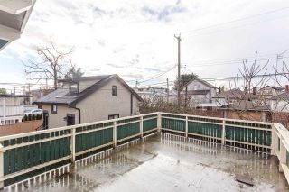 Photo 18: 6373 PRINCE ALBERT STREET in Vancouver: Fraser VE House for sale (Vancouver East)  : MLS®# R2027865