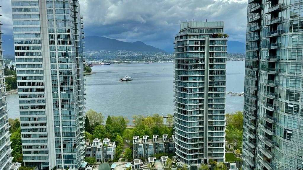 """Main Photo: 2101 1228 W HASTINGS Street in Vancouver: Coal Harbour Condo for sale in """"Palladio"""" (Vancouver West)  : MLS®# R2568240"""
