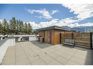 """Photo 24: 18 39769 GOVERNMENT Road in Squamish: Northyards Townhouse for sale in """"BREEZE"""" : MLS®# R2589642"""