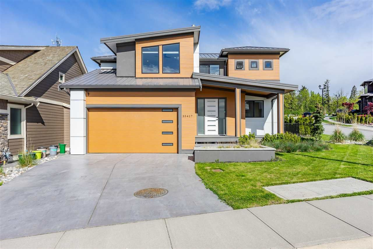 """Main Photo: 35417 EAGLE SUMMIT Drive in Abbotsford: Abbotsford East House for sale in """"Eagle Mountain"""" : MLS®# R2466766"""