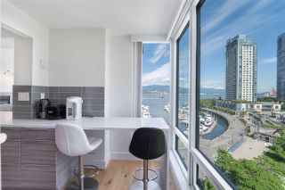 """Photo 15: 702 499 BROUGHTON Street in Vancouver: Coal Harbour Condo for sale in """"DENIA"""" (Vancouver West)  : MLS®# R2589873"""