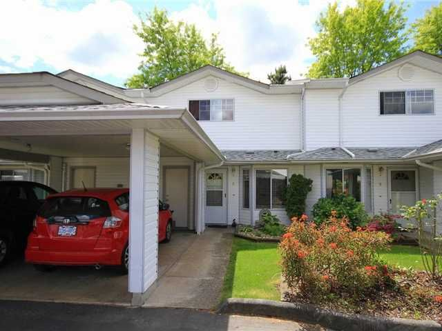"Main Photo: 8 11757 207TH Street in Maple Ridge: Southwest Maple Ridge Townhouse for sale in ""HIDDEN CREEK ESTATES"" : MLS®# V952954"
