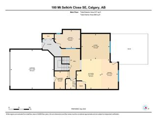 Photo 33: 100 Mt Selkirk Close SE in Calgary: McKenzie Lake Detached for sale : MLS®# A1063625