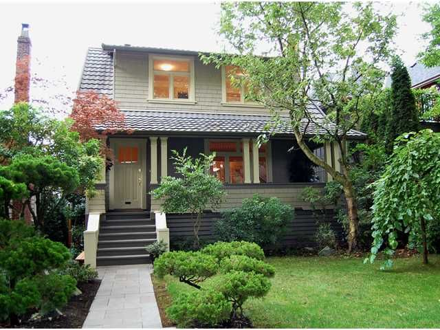 Main Photo: 737 W 26TH Avenue in Vancouver: Cambie House for sale (Vancouver West)  : MLS®# V938115