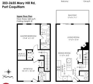 Photo 20: 203 2655 MARY HILL Road in Port Coquitlam: Central Pt Coquitlam Condo for sale : MLS®# R2313705