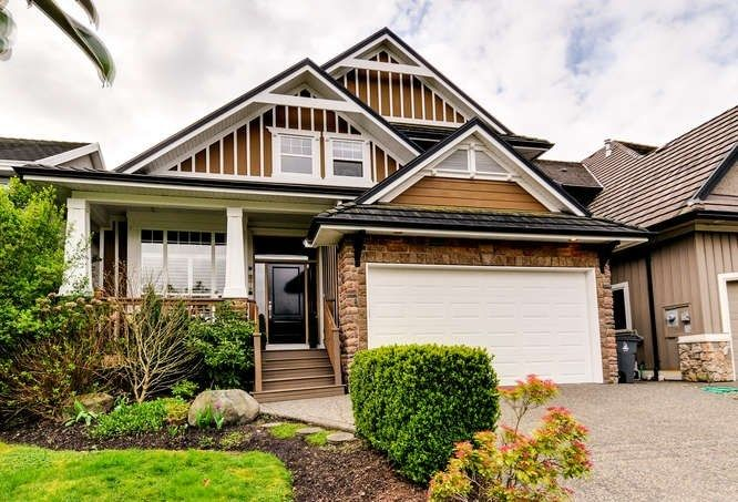 Main Photo: 15516 37B AVENUE in Surrey: Morgan Creek Home for sale ()  : MLS®# R2009503