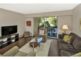 Photo 7: 112 1490 Garnet Rd in VICTORIA: SE Cedar Hill Condo for sale (Saanich East)  : MLS®# 739383