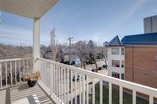 Photo 20: 406 8488 111 Street in Edmonton: Zone 15 Condo for sale : MLS®# E4242310