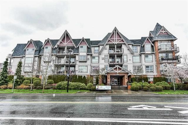 Main Photo: 323 17769 57 AVENUE in Surrey: Cloverdale BC Condo for sale (Cloverdale)  : MLS®# R2258157