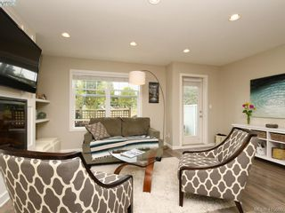 Photo 6: 6 3356 Whittier Ave in VICTORIA: SW Rudd Park Row/Townhouse for sale (Saanich West)  : MLS®# 824505