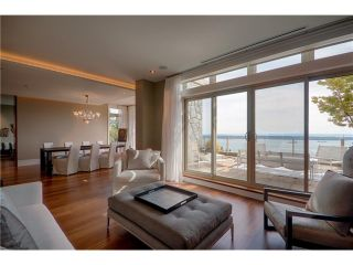 """Photo 1: # 103 2575 GARDEN CT in West Vancouver: Whitby Estates Townhouse for sale in """"AERIE 11"""" : MLS®# V1011354"""
