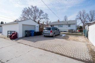 Photo 26: 707 Simpson Avenue in Winnipeg: Residential for sale (3B)  : MLS®# 202109105