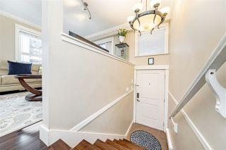 "Photo 2: 160 1132 EWEN Avenue in New Westminster: Queensborough Townhouse for sale in ""Queensborough"" : MLS®# R2552137"