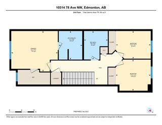 Photo 37: 10314 78 Street NW in Edmonton: Zone 19 House Half Duplex for sale : MLS®# E4262824