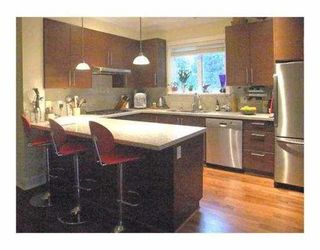 Photo 4: 8 1803 MacDonald Street in Vancouver: Townhouse for sale : MLS®# V993848