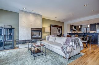 Photo 2: 5 540 21 Avenue SW in Calgary: Cliff Bungalow Row/Townhouse for sale : MLS®# A1065426