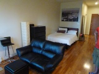"""Photo 7: 613 1333 W GEORGIA Street in Vancouver: Coal Harbour Condo for sale in """"Qube"""" (Vancouver West)  : MLS®# V1024937"""