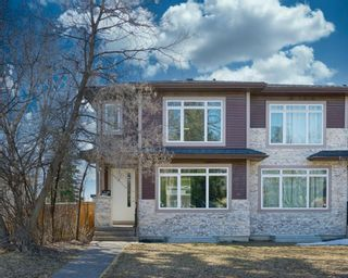 Main Photo: 1505 22 Avenue NW in Calgary: Capitol Hill Semi Detached for sale : MLS®# A1095833