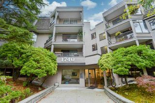 """Photo 2: 201 1740 SOUTHMERE Crescent in Surrey: Sunnyside Park Surrey Condo for sale in """"Capstan Way: Spinnaker II"""" (South Surrey White Rock)  : MLS®# R2526550"""