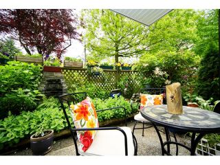 """Photo 9: 108 5565 BARKER Avenue in Burnaby: Central Park BS Condo for sale in """"BARKER PLACE"""" (Burnaby South)  : MLS®# V953563"""