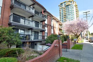 """Photo 1: 310 625 HAMILTON Street in New Westminster: Uptown NW Condo for sale in """"CASA DEL SOL"""" : MLS®# R2559844"""