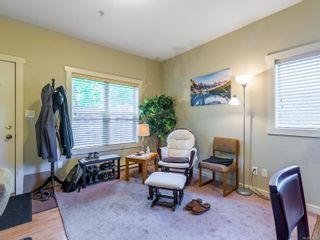 Photo 6: 104 584 Rosehill St in Nanaimo: Na Central Nanaimo Row/Townhouse for sale : MLS®# 886756