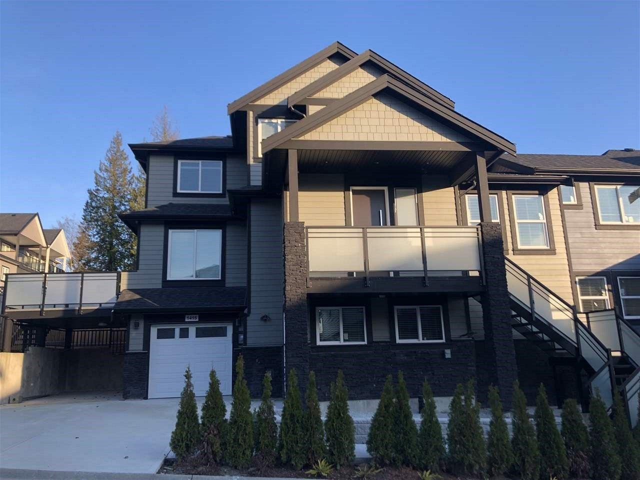 Main Photo: 1415 DUCHESS STREET in Coquitlam: Burke Mountain 1/2 Duplex for sale : MLS®# R2421589