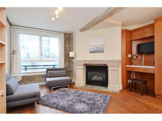 "Photo 2: 512 1216 HOMER Street in Vancouver: Yaletown Condo for sale in ""The Murchies Building"" (Vancouver West)  : MLS®# V1097645"