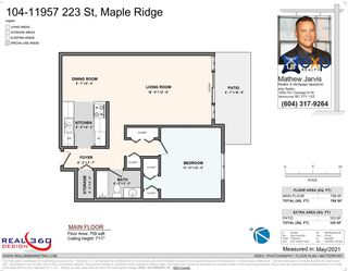 """Photo 25: 104 11957 223 Street in Maple Ridge: West Central Condo for sale in """"Alouette Apartments"""" : MLS®# R2586639"""