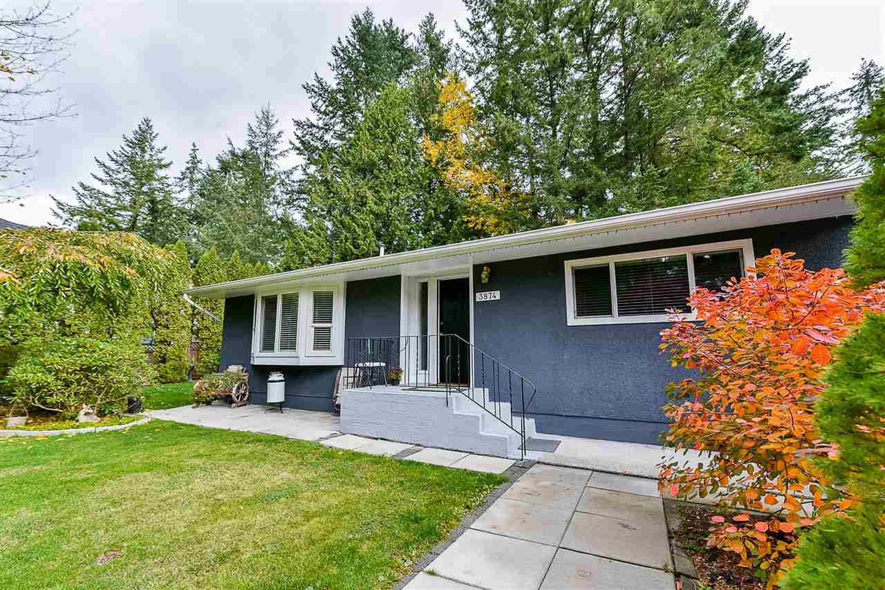 Main Photo: 3874 204 Street in Langley: Brookswood Langley House for sale : MLS®# R2218829