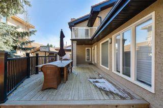 Photo 39: 758 WHEELER Road W in Edmonton: Zone 22 House for sale : MLS®# E4238532