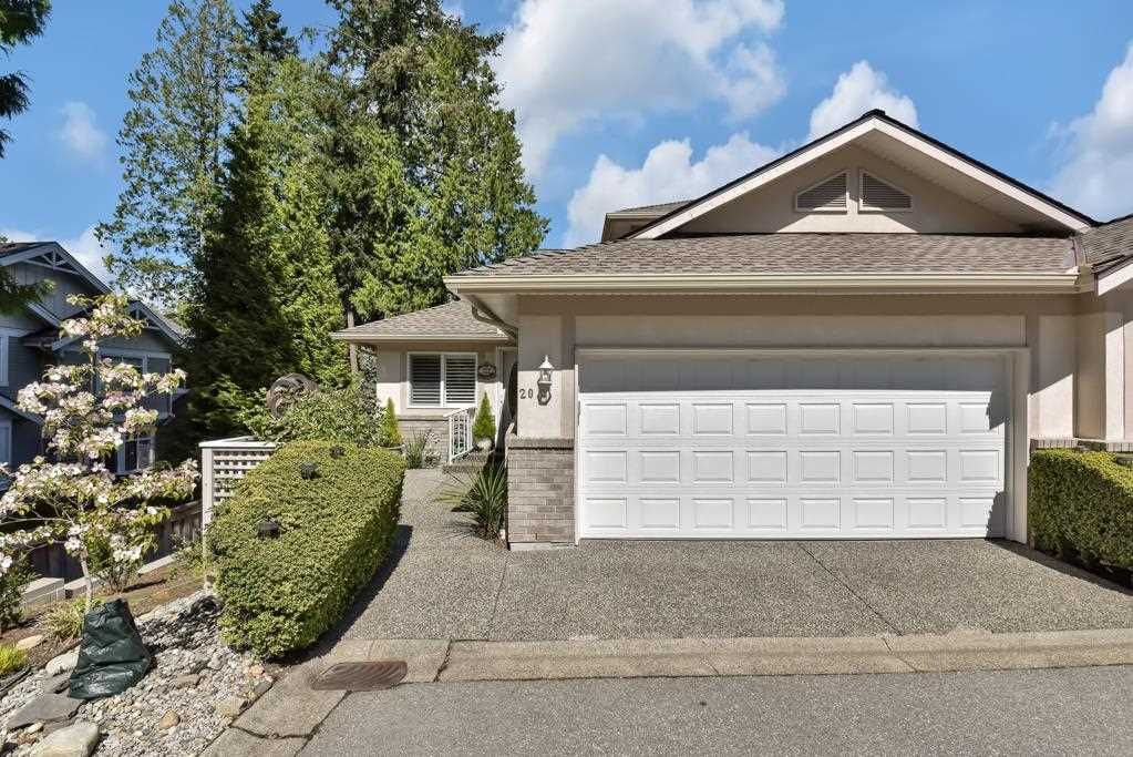 """Main Photo: 20 15099 28 Avenue in Surrey: Elgin Chantrell Townhouse for sale in """"SEMIAHMOO GARDENS"""" (South Surrey White Rock)  : MLS®# R2579645"""