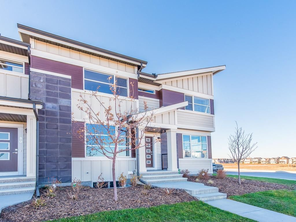Main Photo: 130 SKYVIEW Circle NE in Calgary: Skyview Ranch Row/Townhouse for sale : MLS®# C4266711