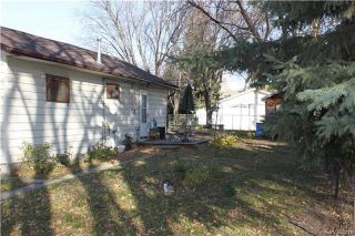 Photo 6: 117 Edward Avenue West in Winnipeg: West Transcona Residential for sale (3L)  : MLS®# 1727519