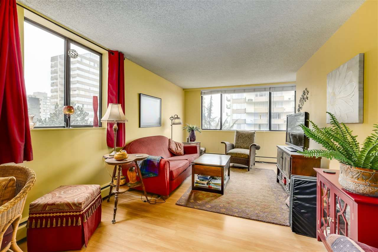 """Main Photo: 701 620 SEVENTH Avenue in New Westminster: Uptown NW Condo for sale in """"Charterhouse"""" : MLS®# R2556480"""