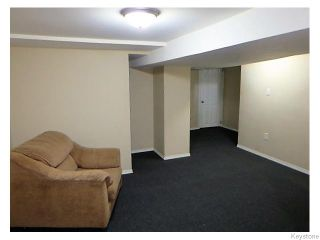 Photo 8: 276 Collegiate Street in Winnipeg: St James Residential for sale (West Winnipeg)  : MLS®# 1615770