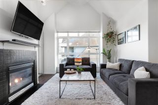 """Photo 1: 401 3136 ST JOHNS Street in Port Moody: Port Moody Centre Condo for sale in """"SONRISA"""" : MLS®# R2544782"""