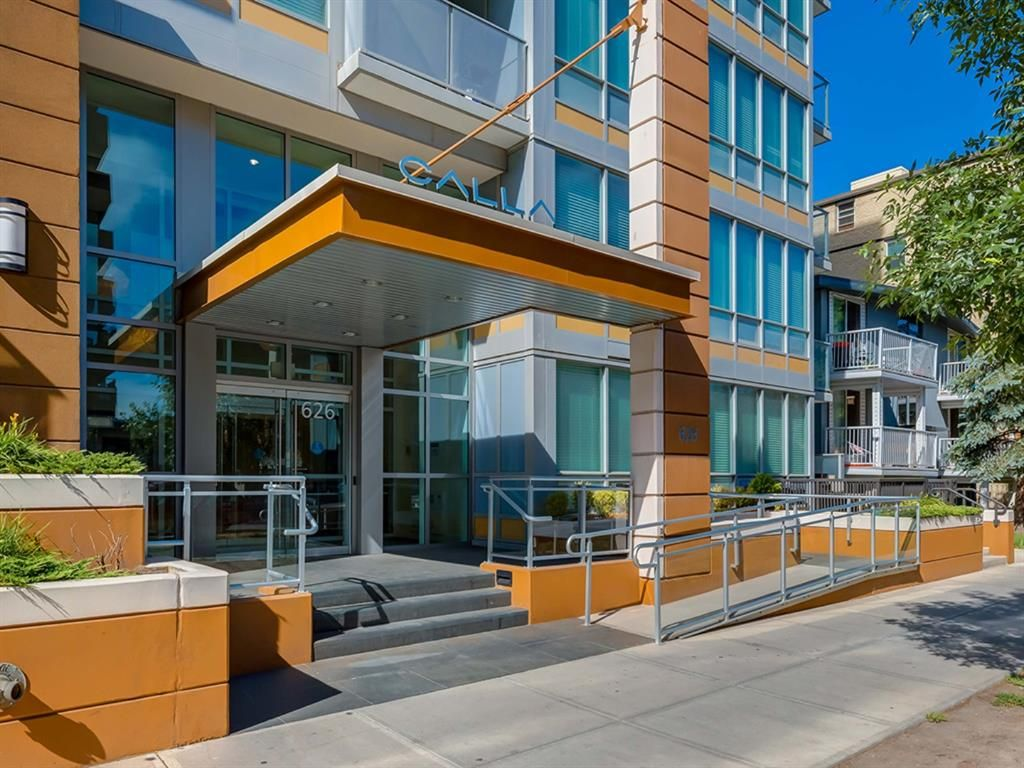 Main Photo: 312 626 14 Avenue SW in Calgary: Beltline Apartment for sale : MLS®# A1065136