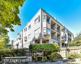 """Photo 18: 118 737 HAMILTON Street in New Westminster: Uptown NW Condo for sale in """"THE COURTYARDS"""" : MLS®# R2209742"""